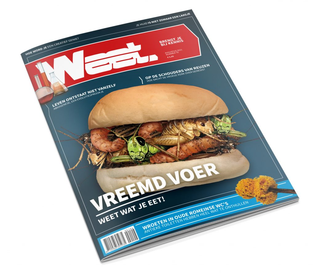 weet magazine 70 cover